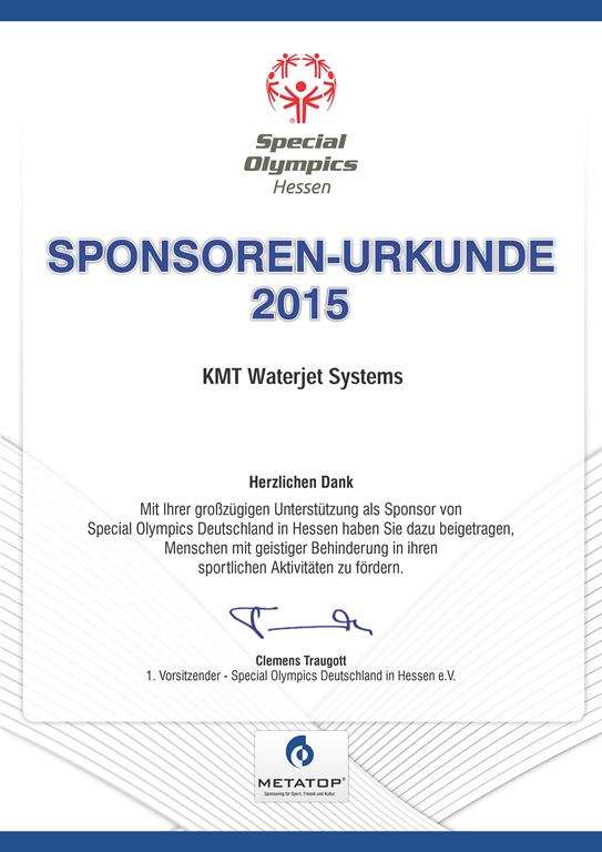 KMT-Waterjet-Systems_Special-Olympics_2015