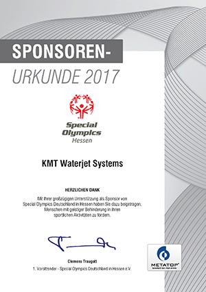 KMT-Waterjet-Systems_Special-Olympics_2017